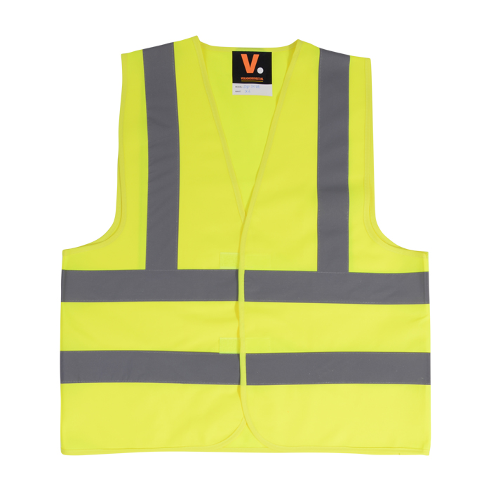 RWS Veiligheidsvest geel